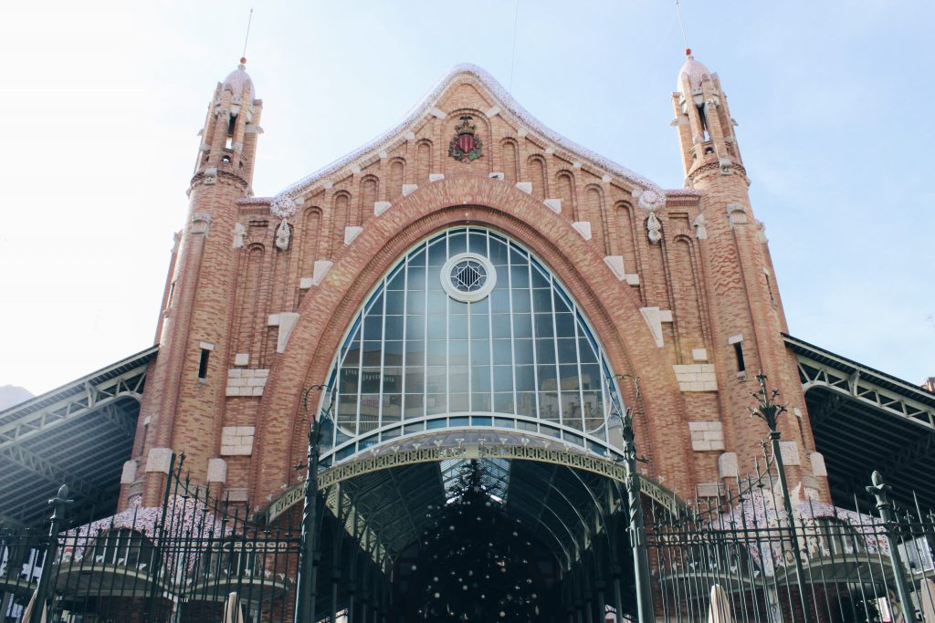 Mercado Colon Shoppen Valencia