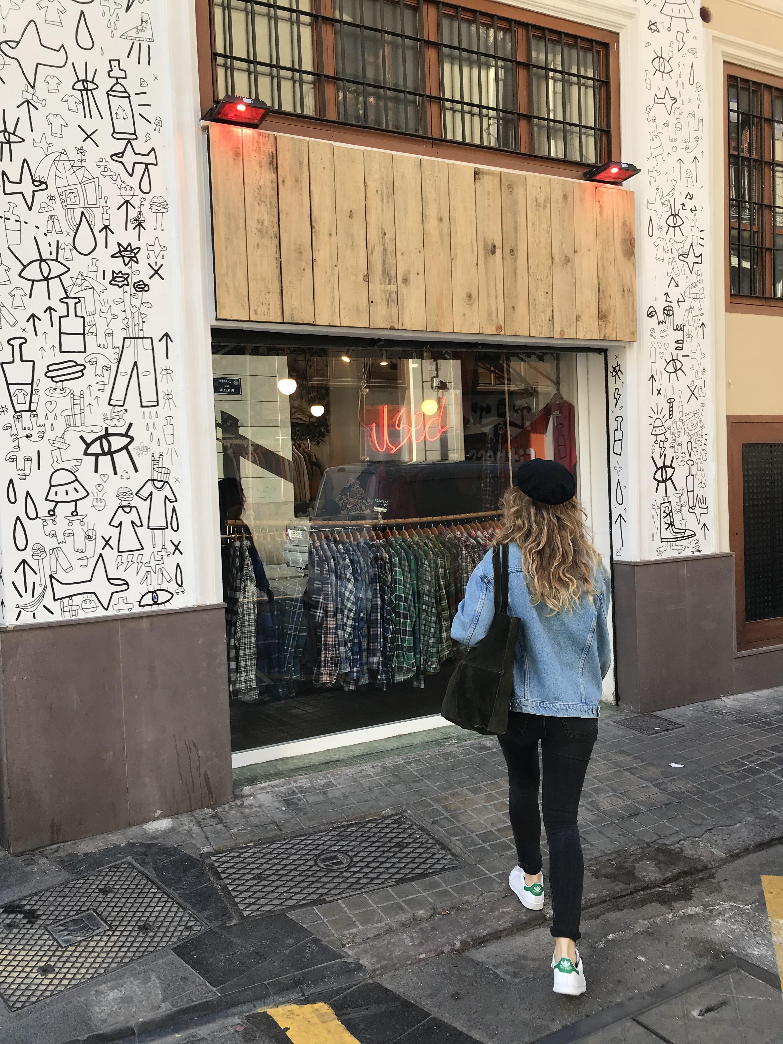 Shopping guide for a first time in valencia soof in valencia - Vintage valencia ...