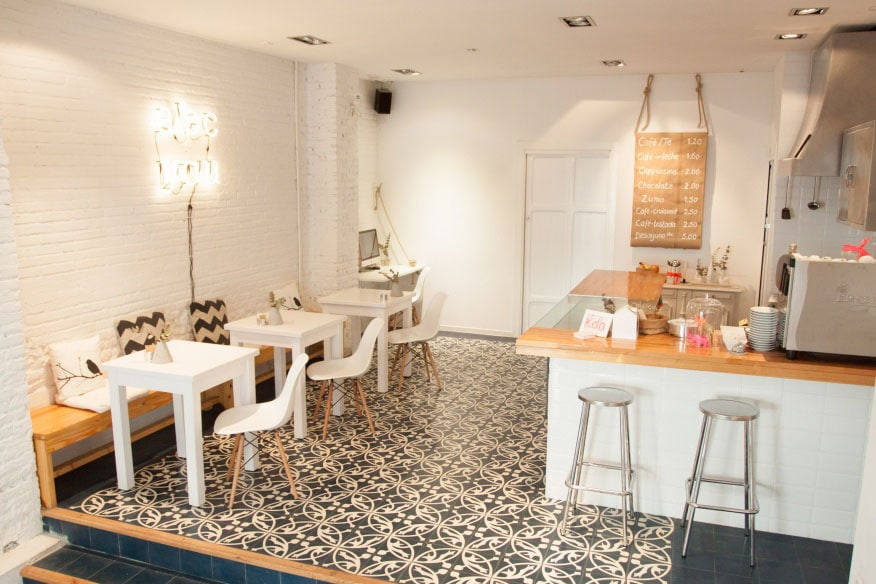 Trendy accommodation ABCyou in Valencia