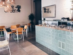 BeGreen - healthy and tasty lunch in Valencia