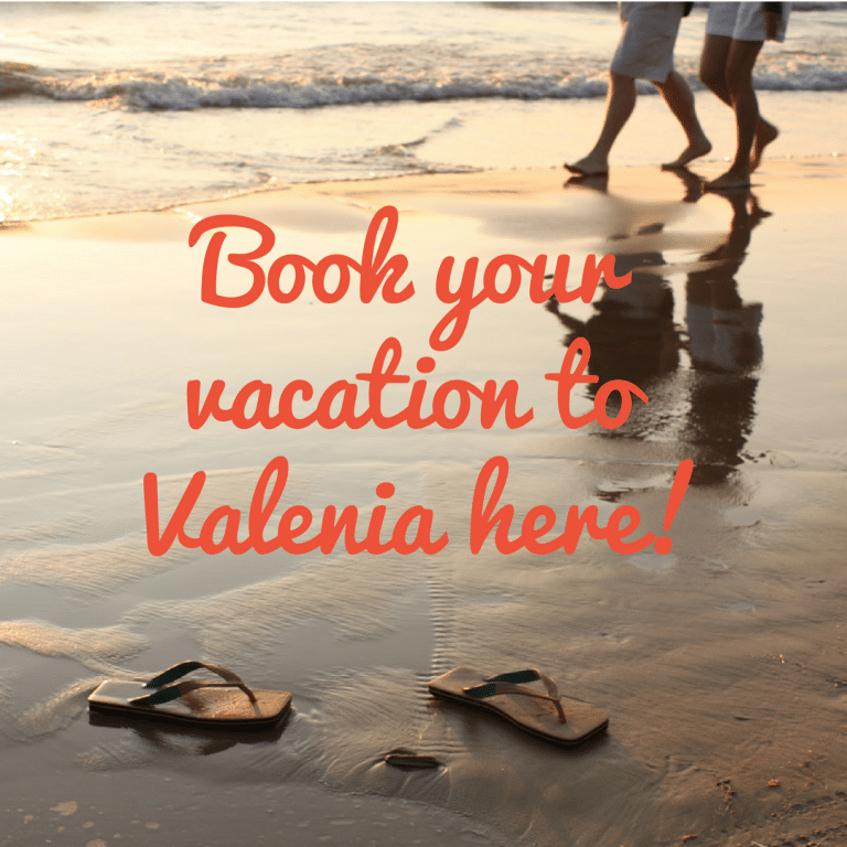 Book your vacation to valencia