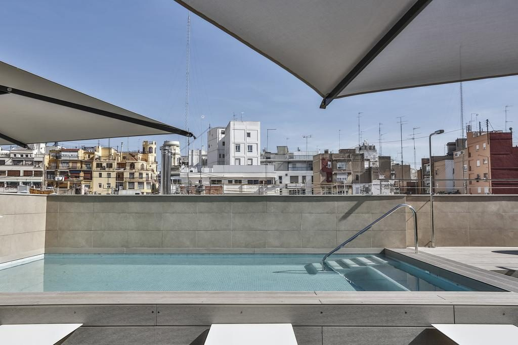 Vincci Mercat comfortable hotel in centre of Valencia